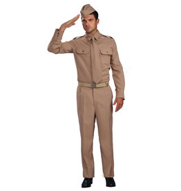 WW2 Private Costume - Men's