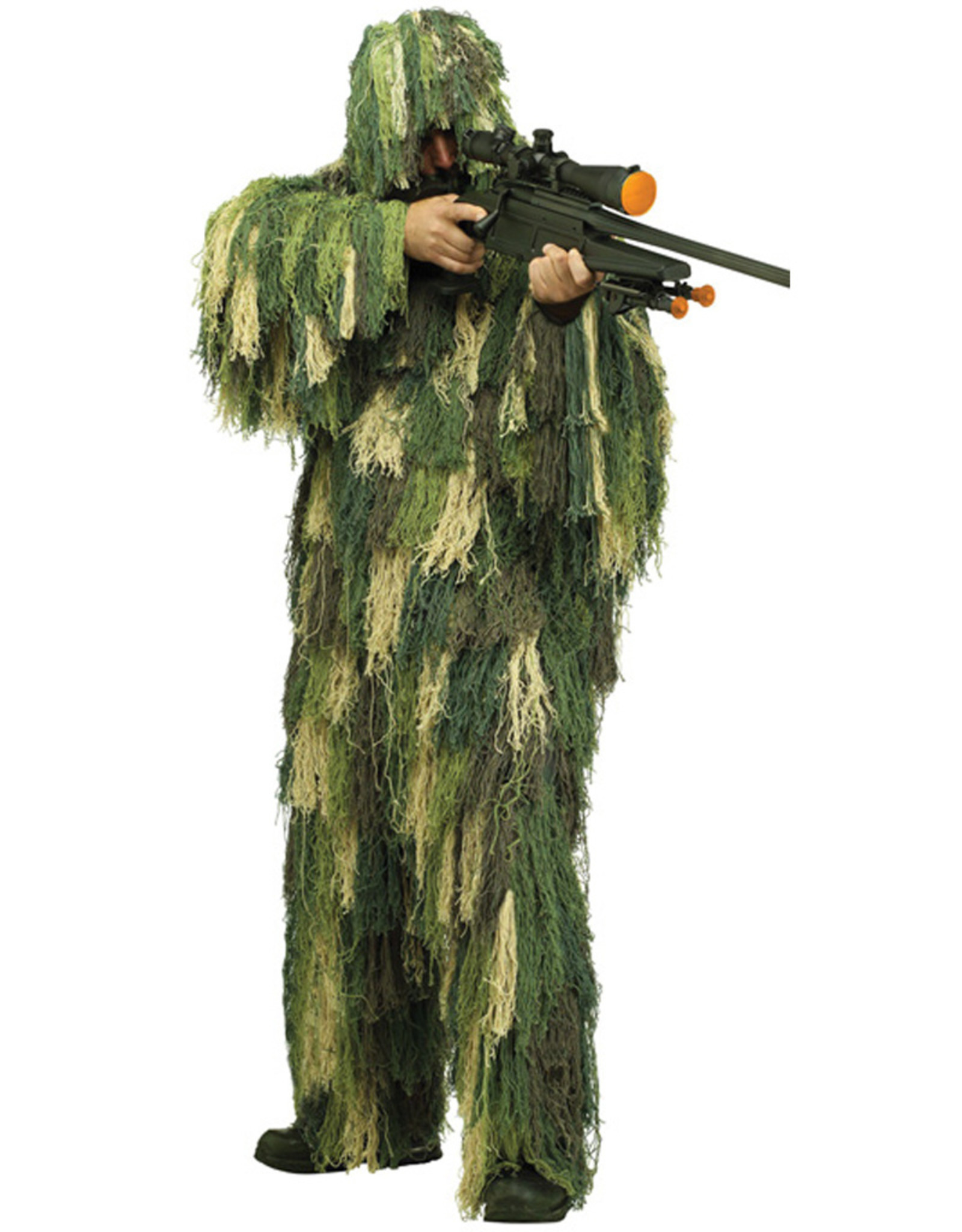 Ghillie Suit Costume - Men's