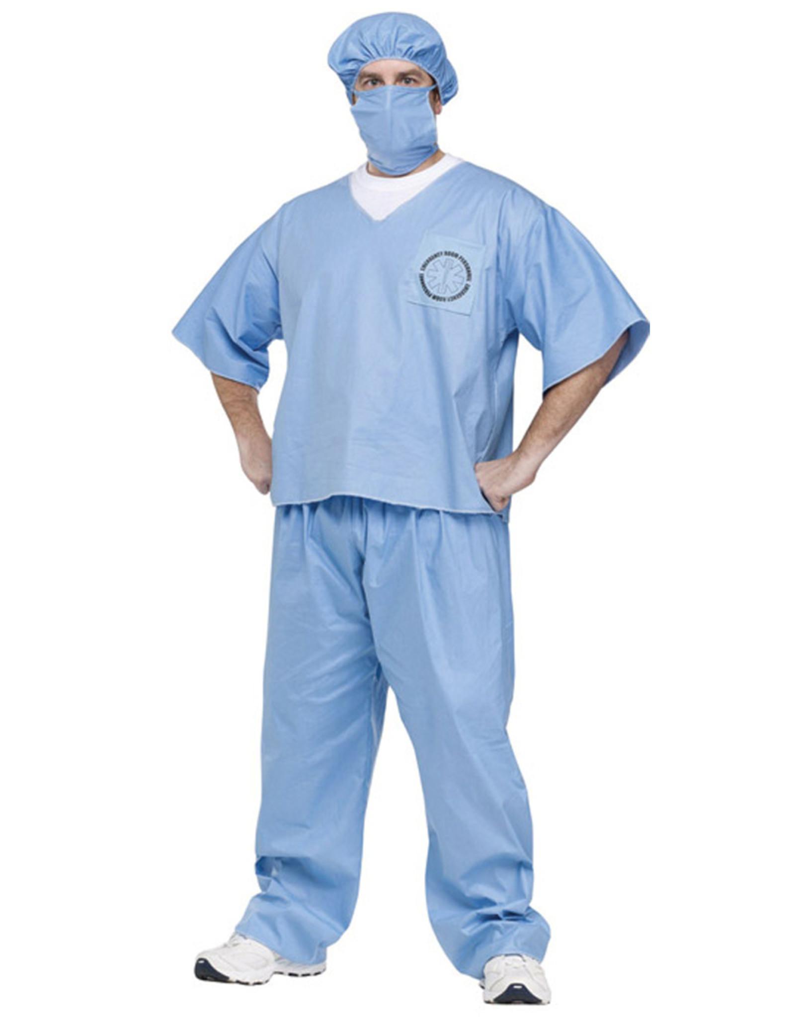 Doctor! Doctor! Costume - Men's