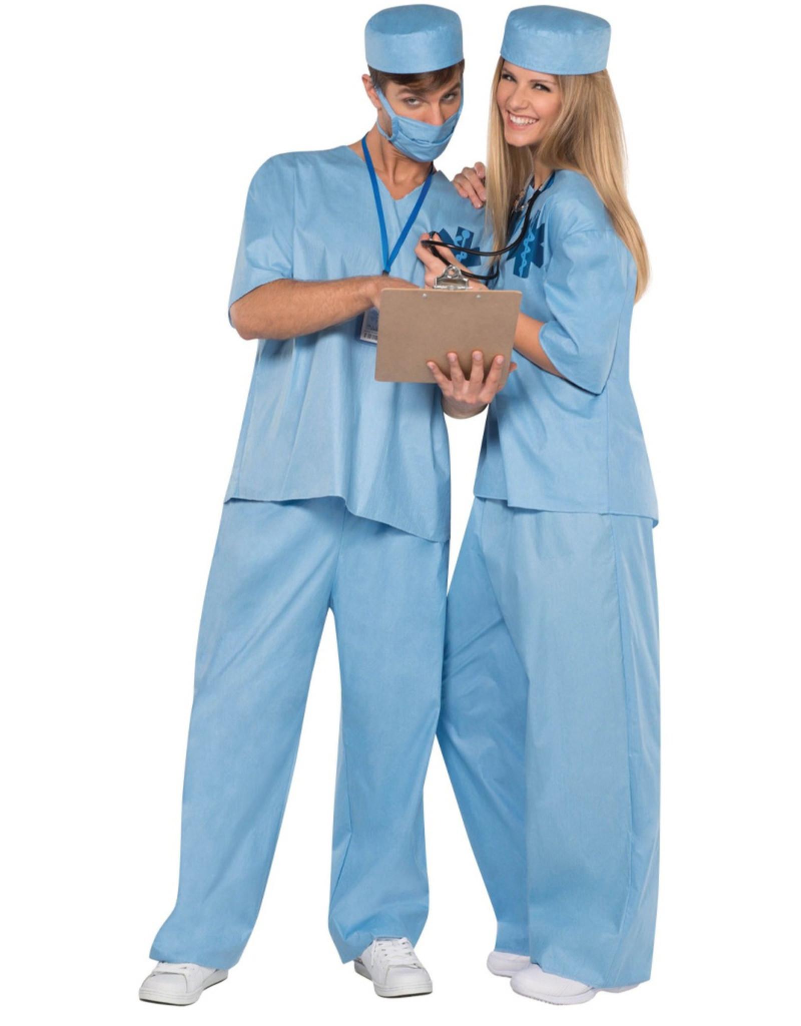 Doctor Costume - Men's
