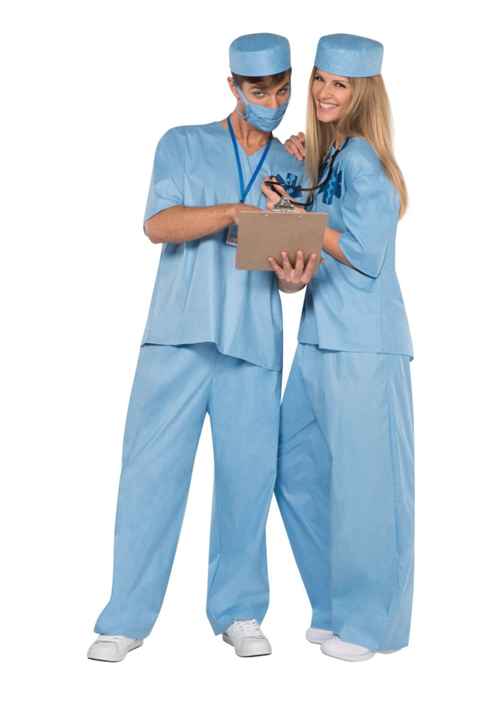 Doctor Costume - Men's