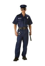Police Costume - Men's