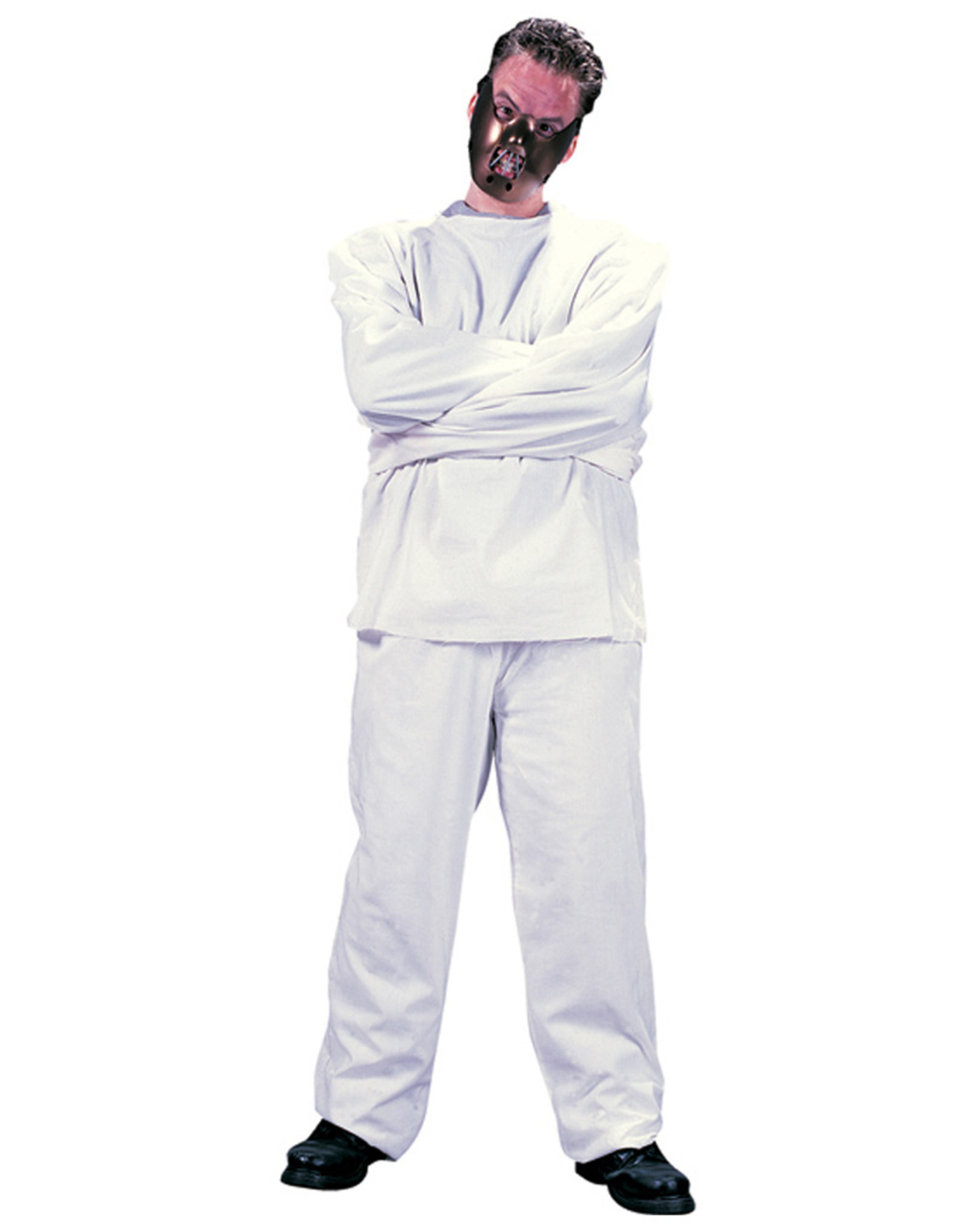 Maximum Restraint Costume - Men's