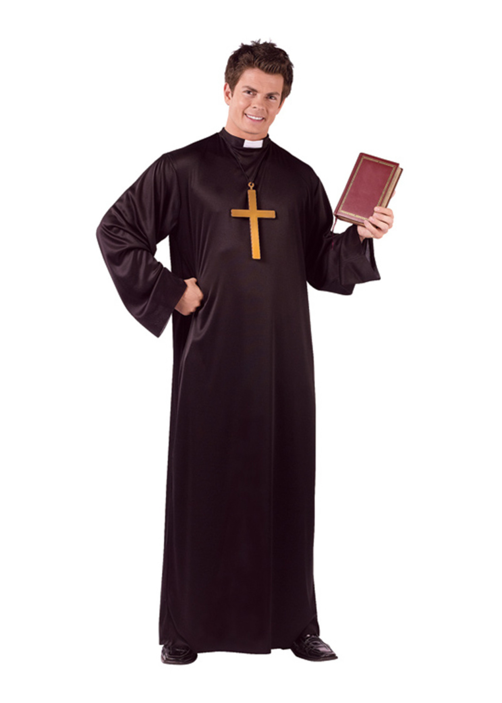 Priest Costume - Men's