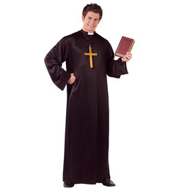 Priest Costume - Men's