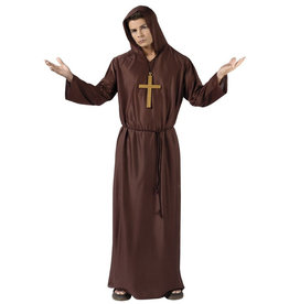 Monk Costume - Men's