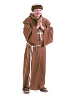 FUN WORLD Medieval Monk Costume - Men's
