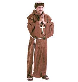 Medieval Monk Costume - Men's