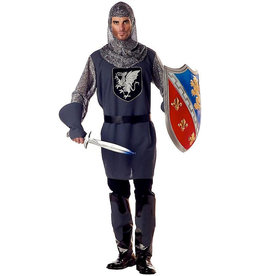 Valiant Knight Costume - Men's