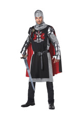 Medieval Knight Costume - Men's