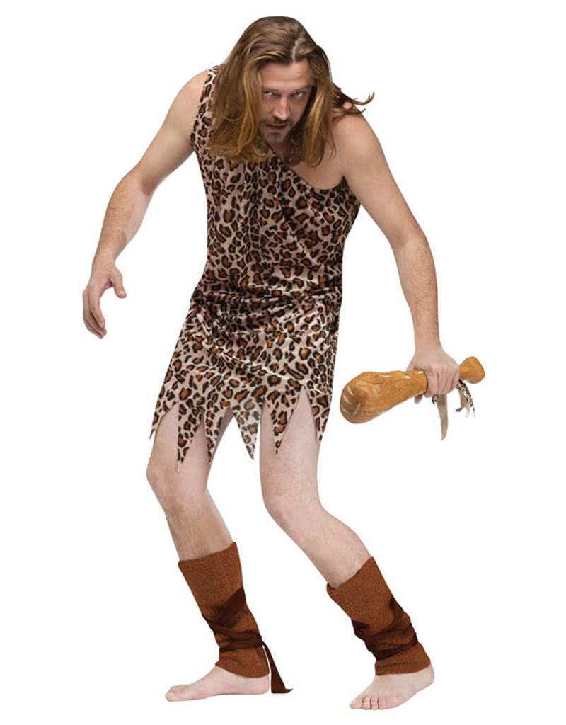 Caveman Costume - Men's