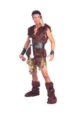King Of Caves Costume - Men's