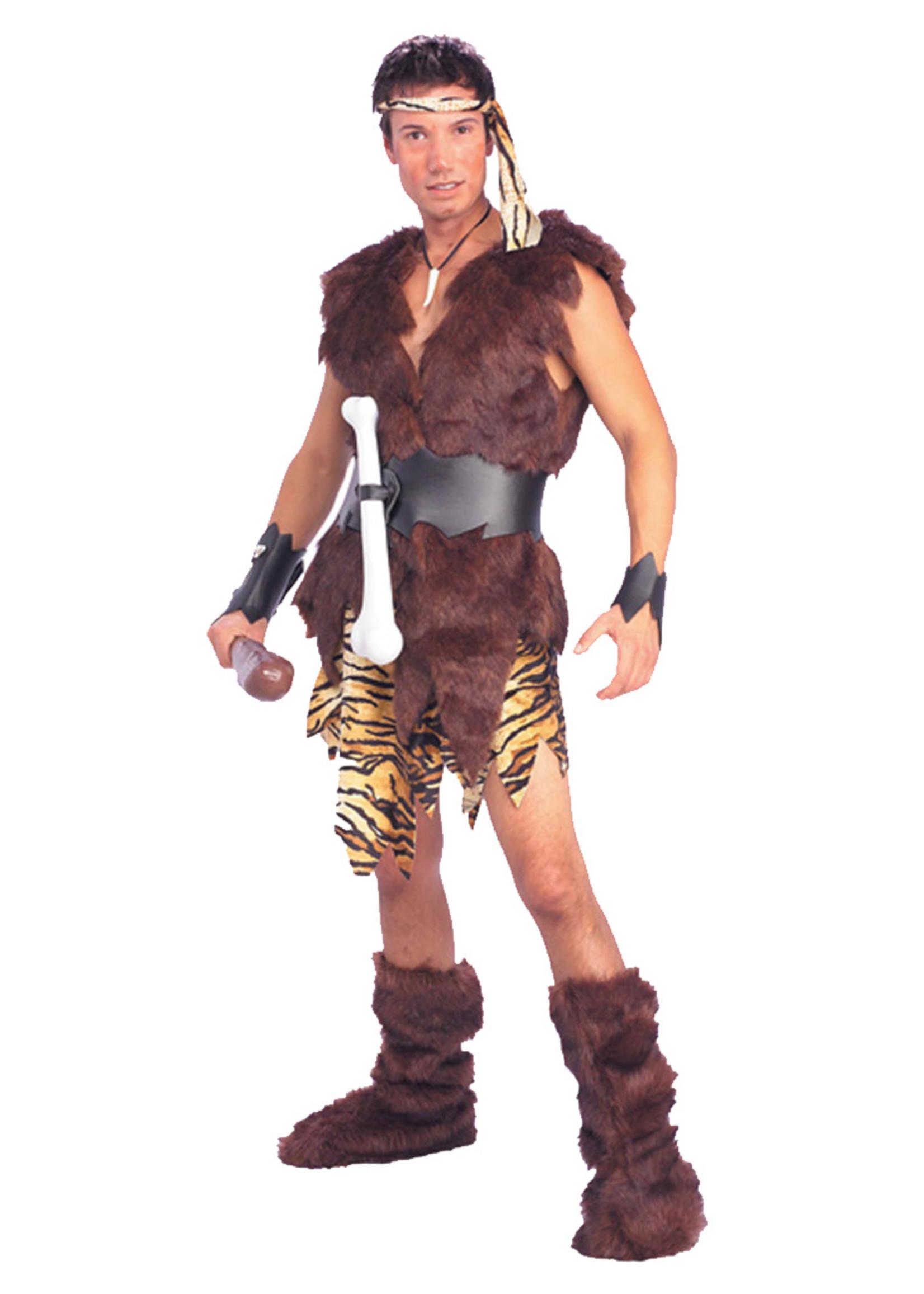 King Of Caves Costume - Men's