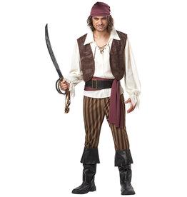 Rogue Pirate Costume - Men's