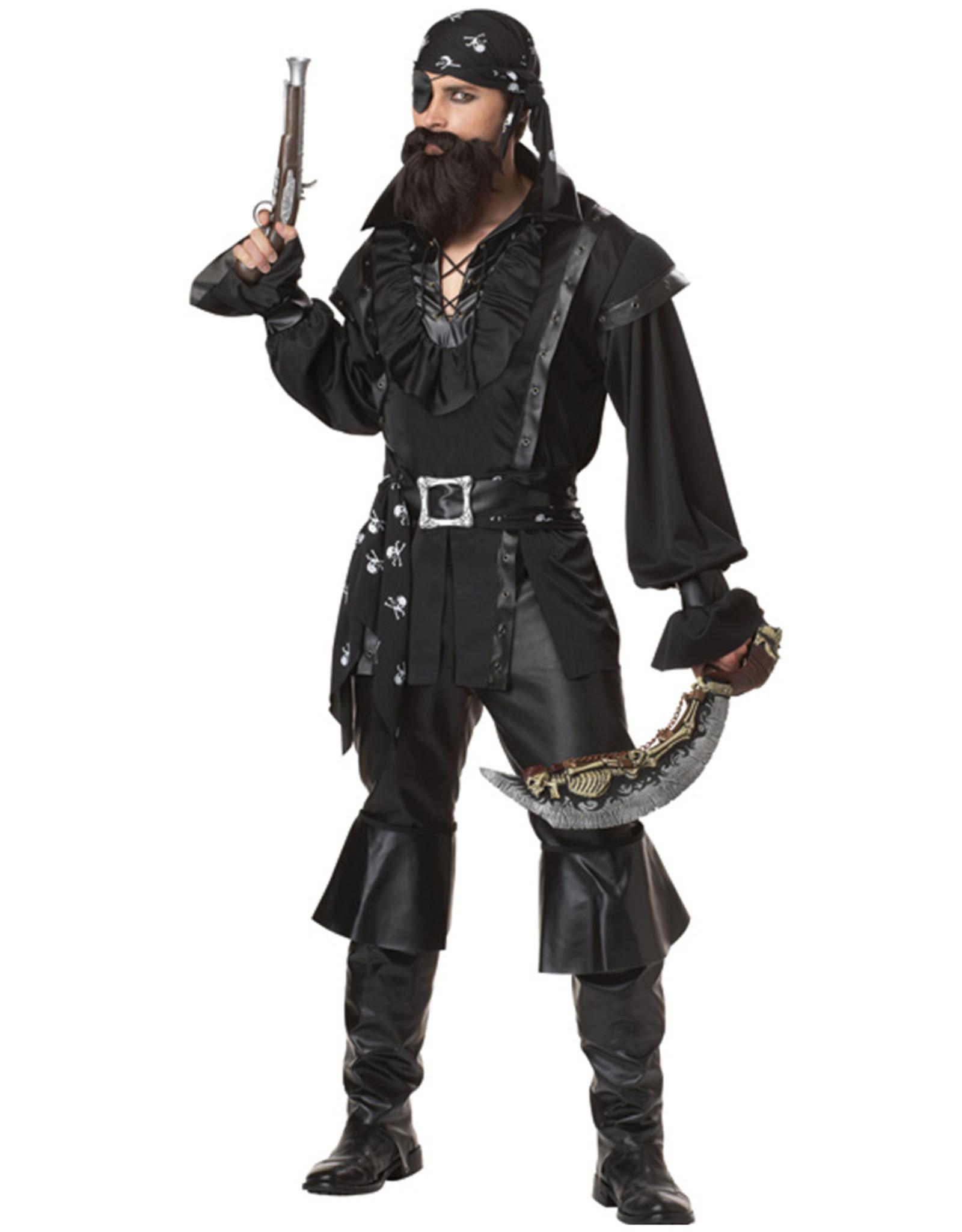 Plundering Pirate Costume - Men's