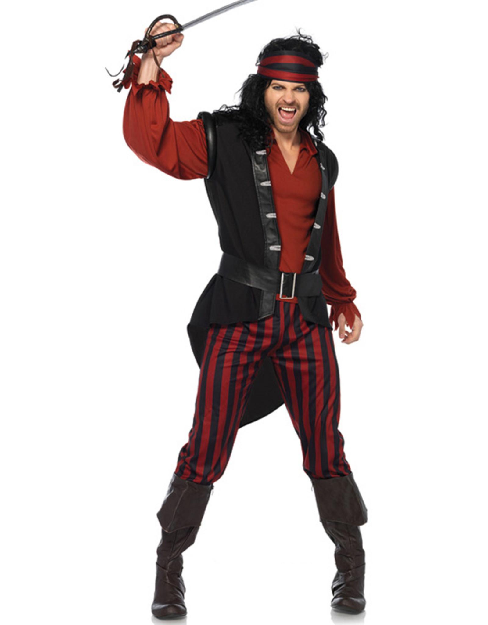 Captain Scurvy Costume - Men's