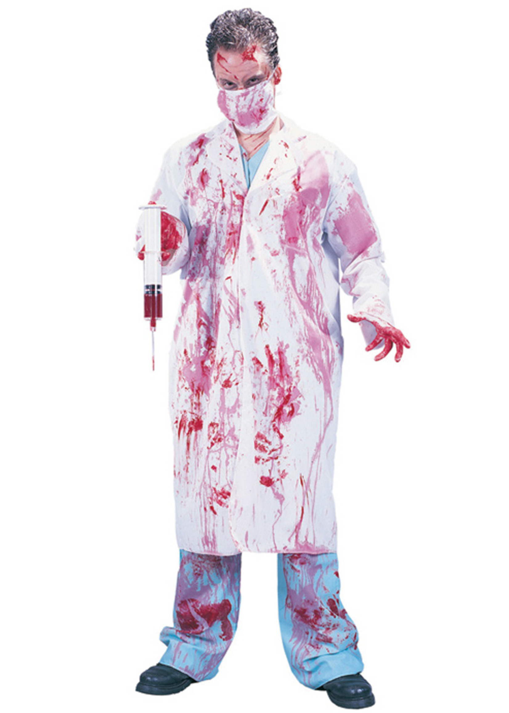 Dr. Kill Joy Costume - Men's