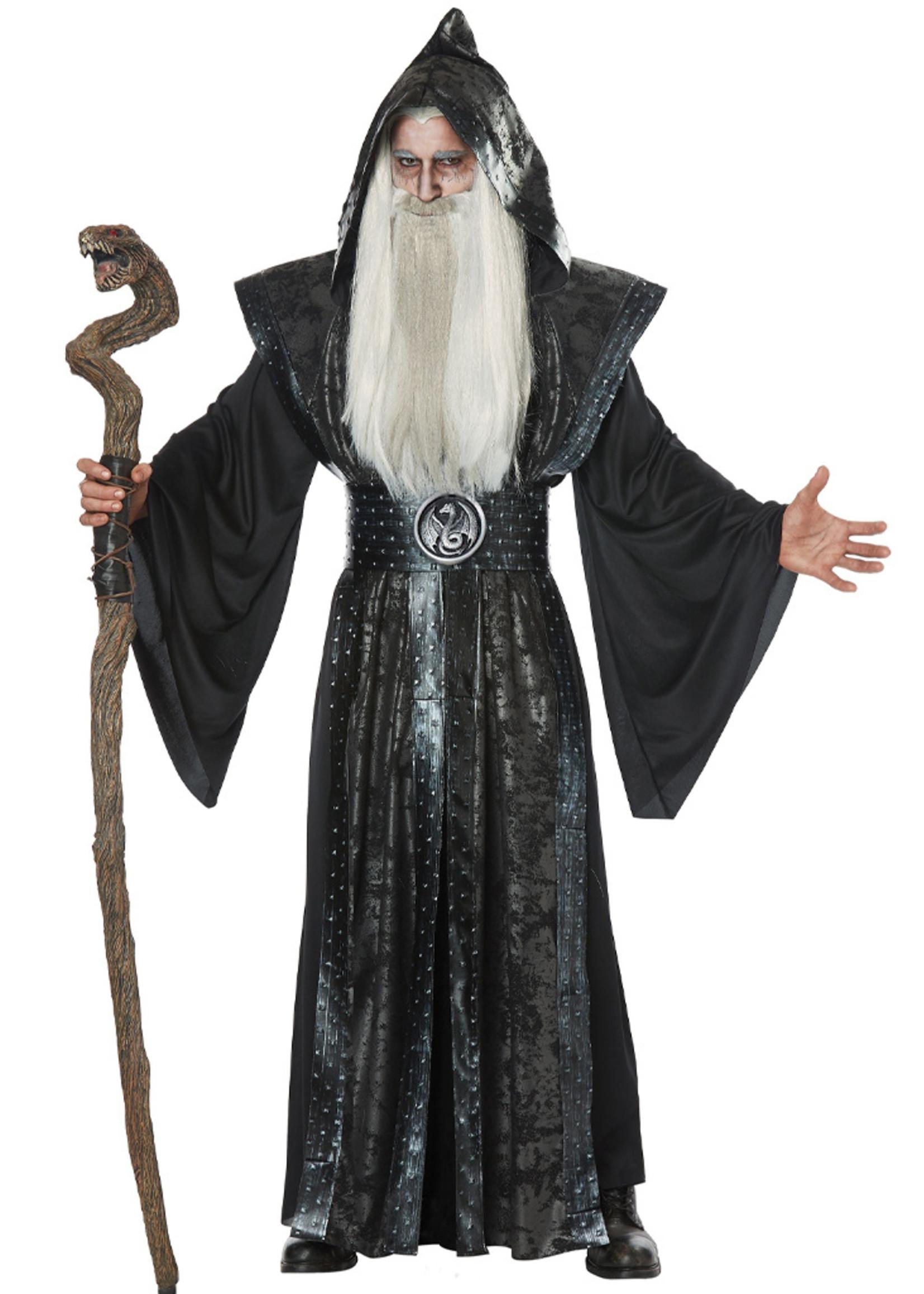 Dark Wizard Costume - Men's