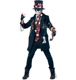 Voodoo Dude Costume - Men's