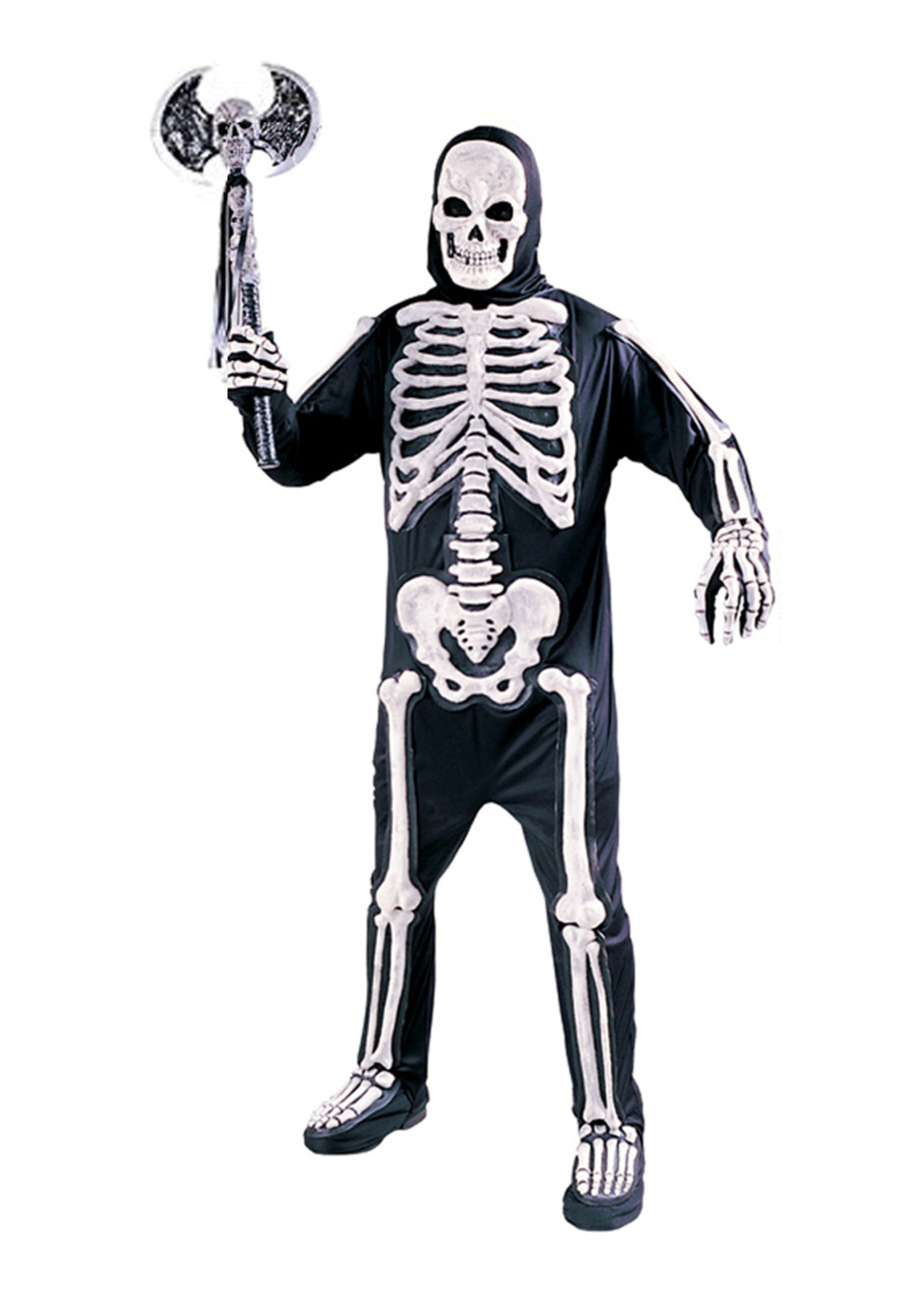Totally Skelebones Costume - Men's