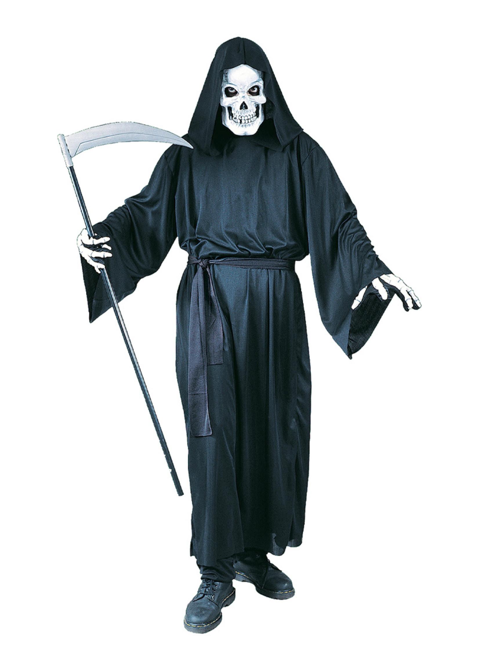 Grave Reaper Costume - Men's