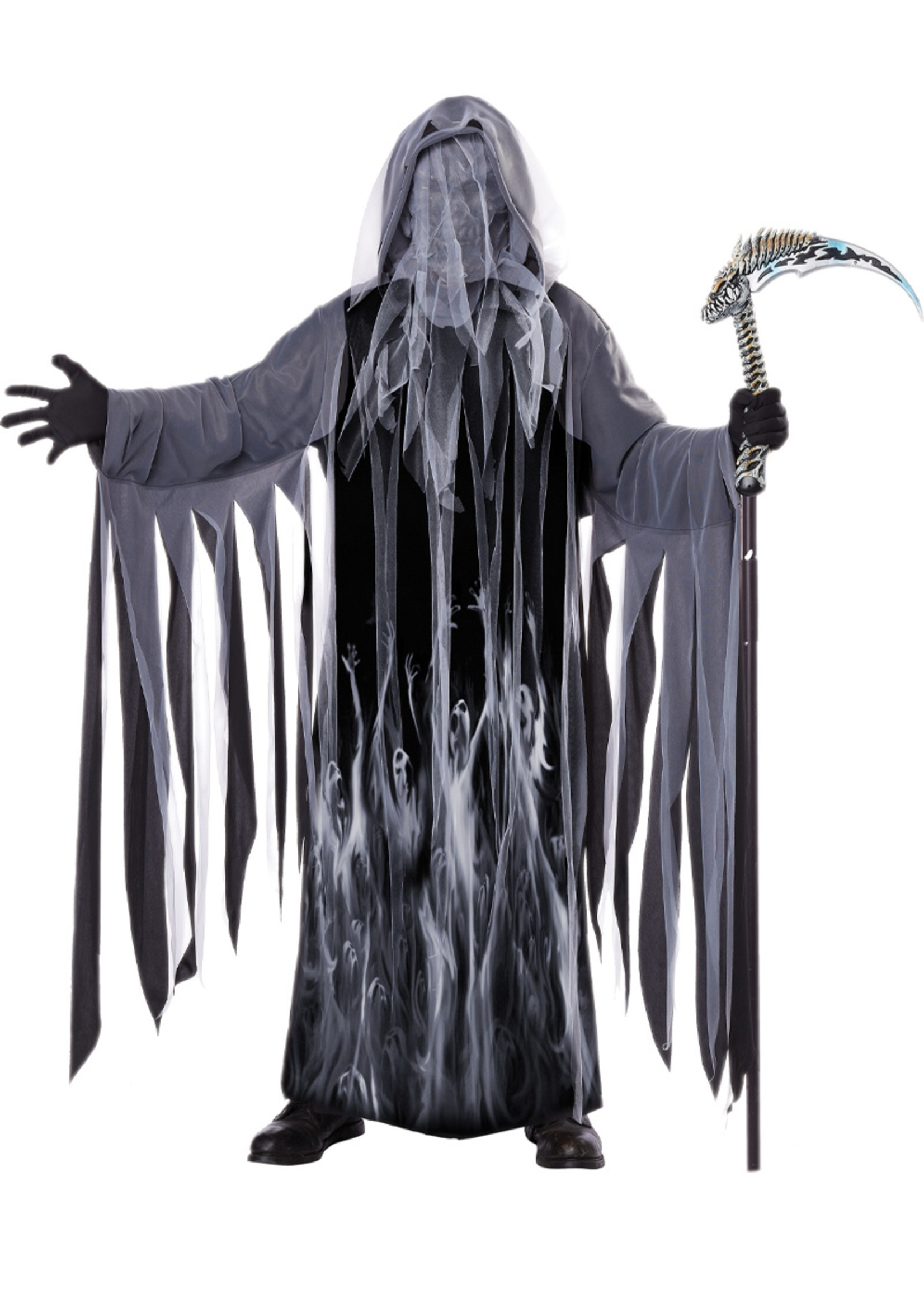 Soul Taker Costume - Men's