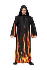 Burning Cloak Costume - Men's