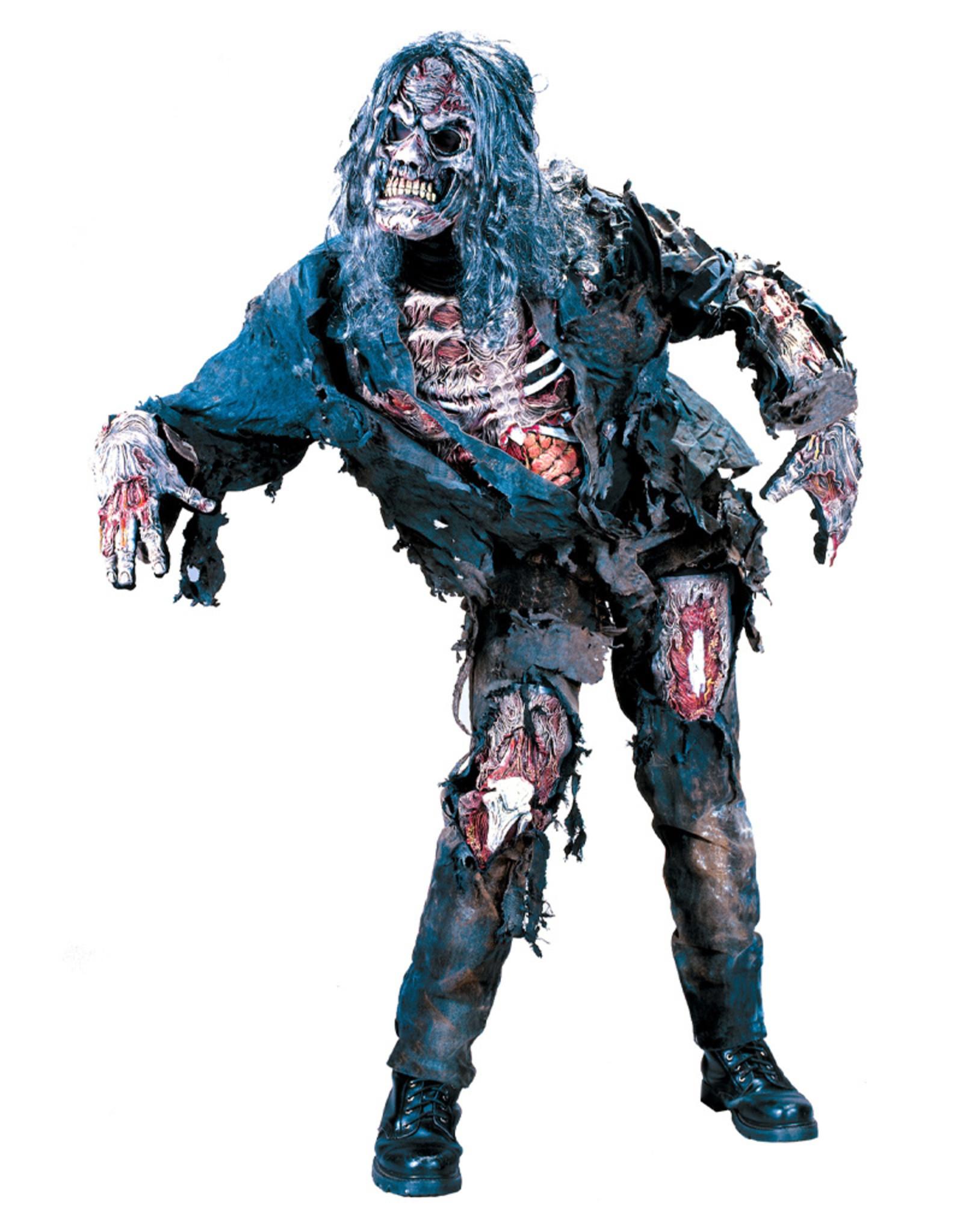 Complete Zombie Costume - Men's