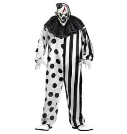 Killer Clown Costume - Men's