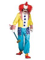 Wicked Clown Master Costume - Men's