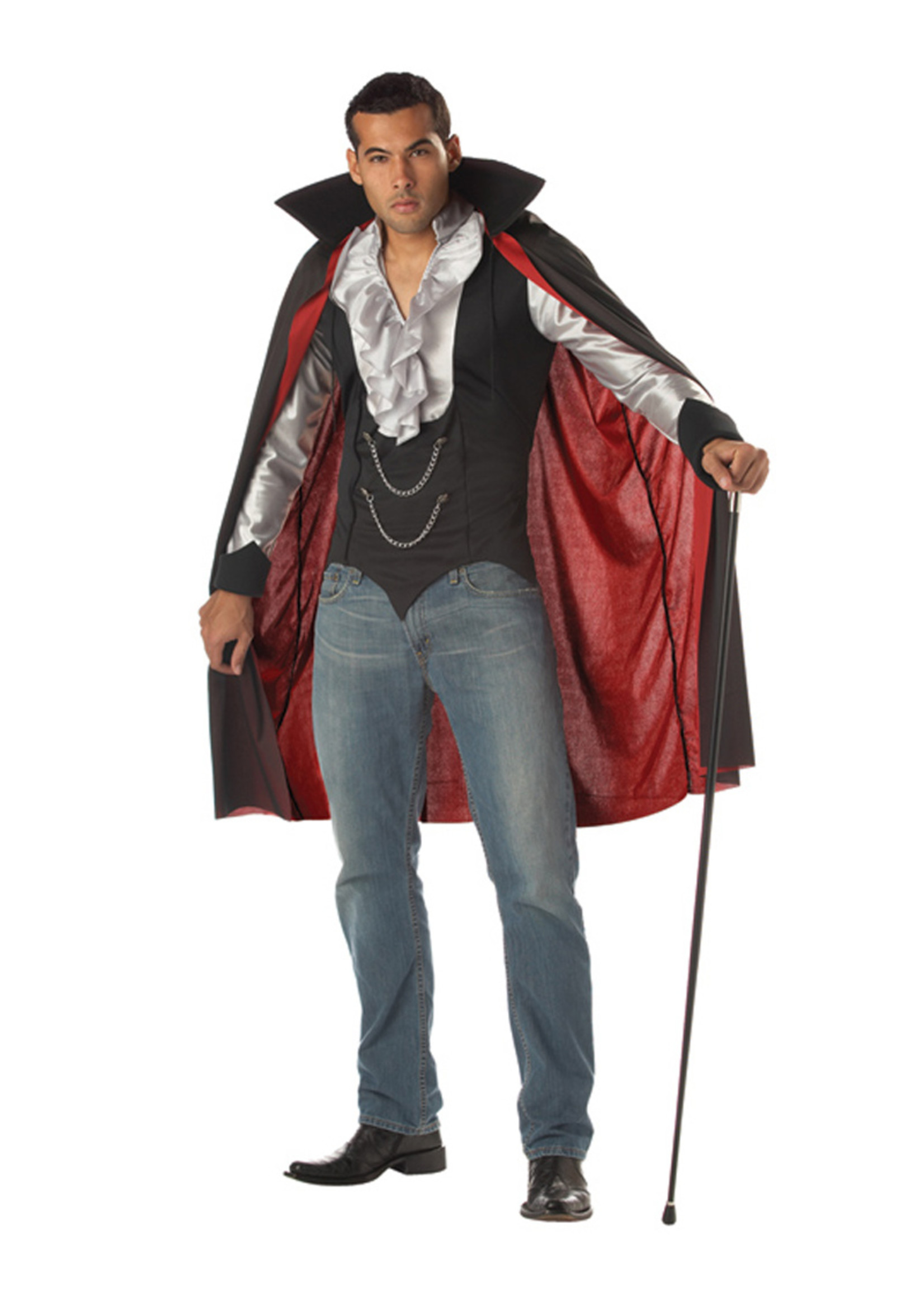 Very Cool Vampire Costume - Men's