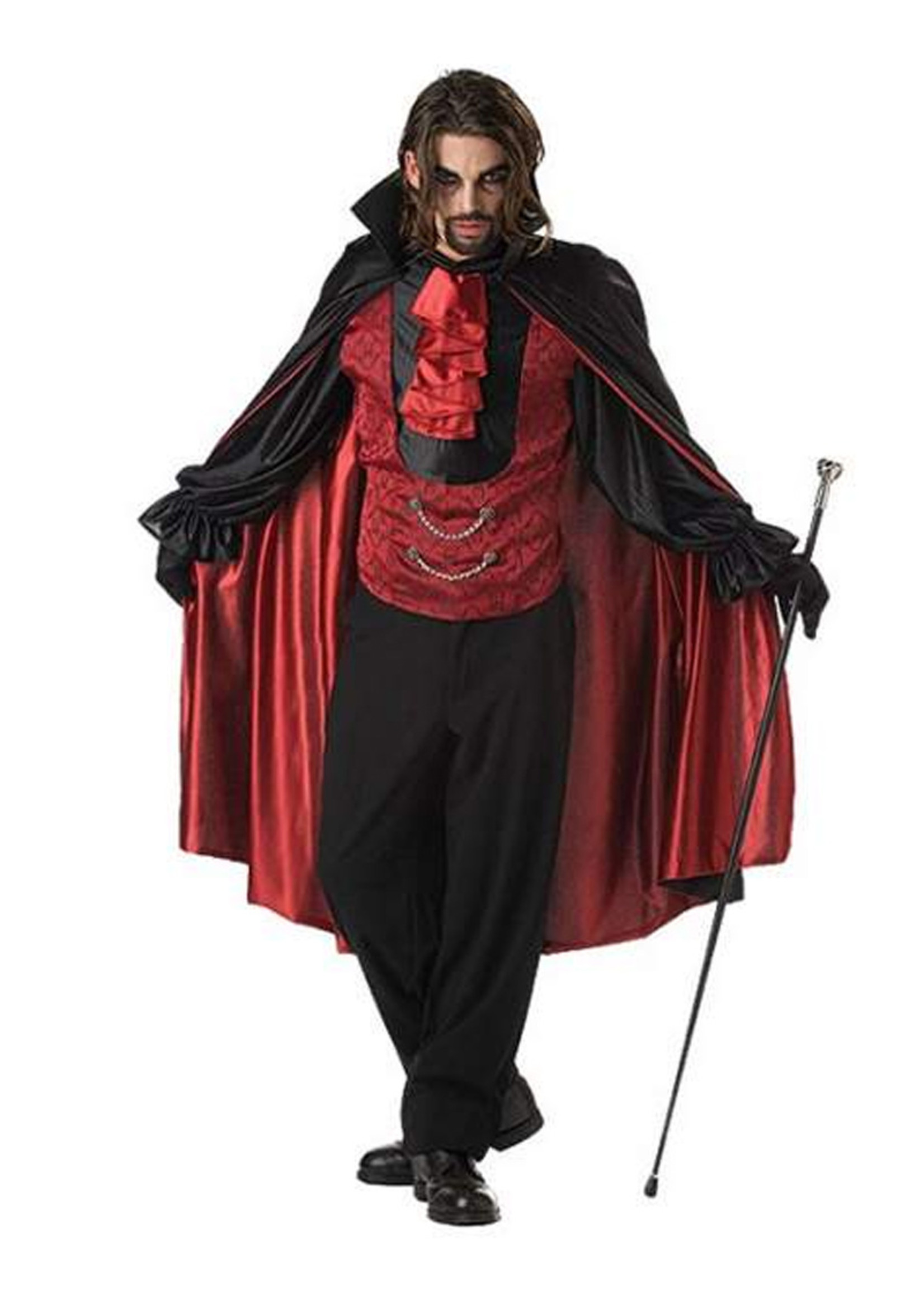 Count Bloodthirst Costume - Men's