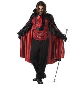 Count Bloodthirst Costume - Men's