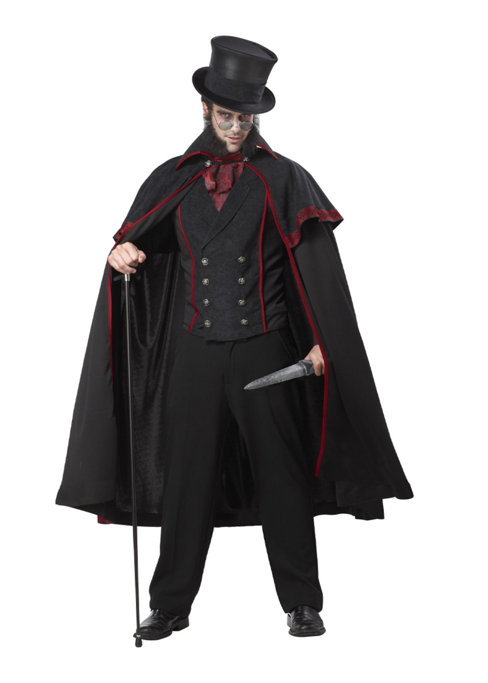 Jack the Ripper Costume - Men's