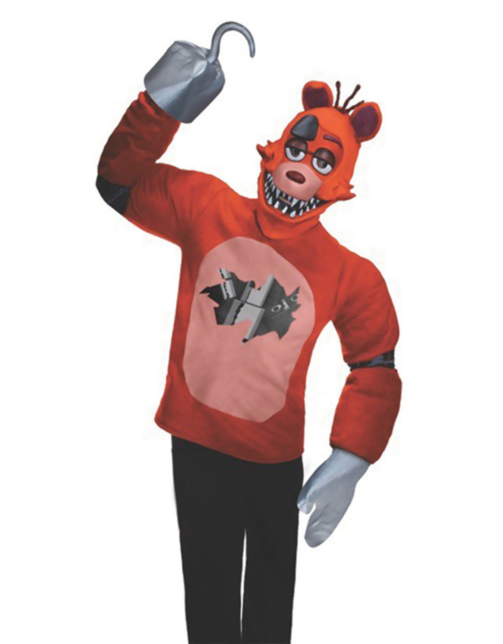 Foxy - Five Nights at Freddy's Costume - Men's