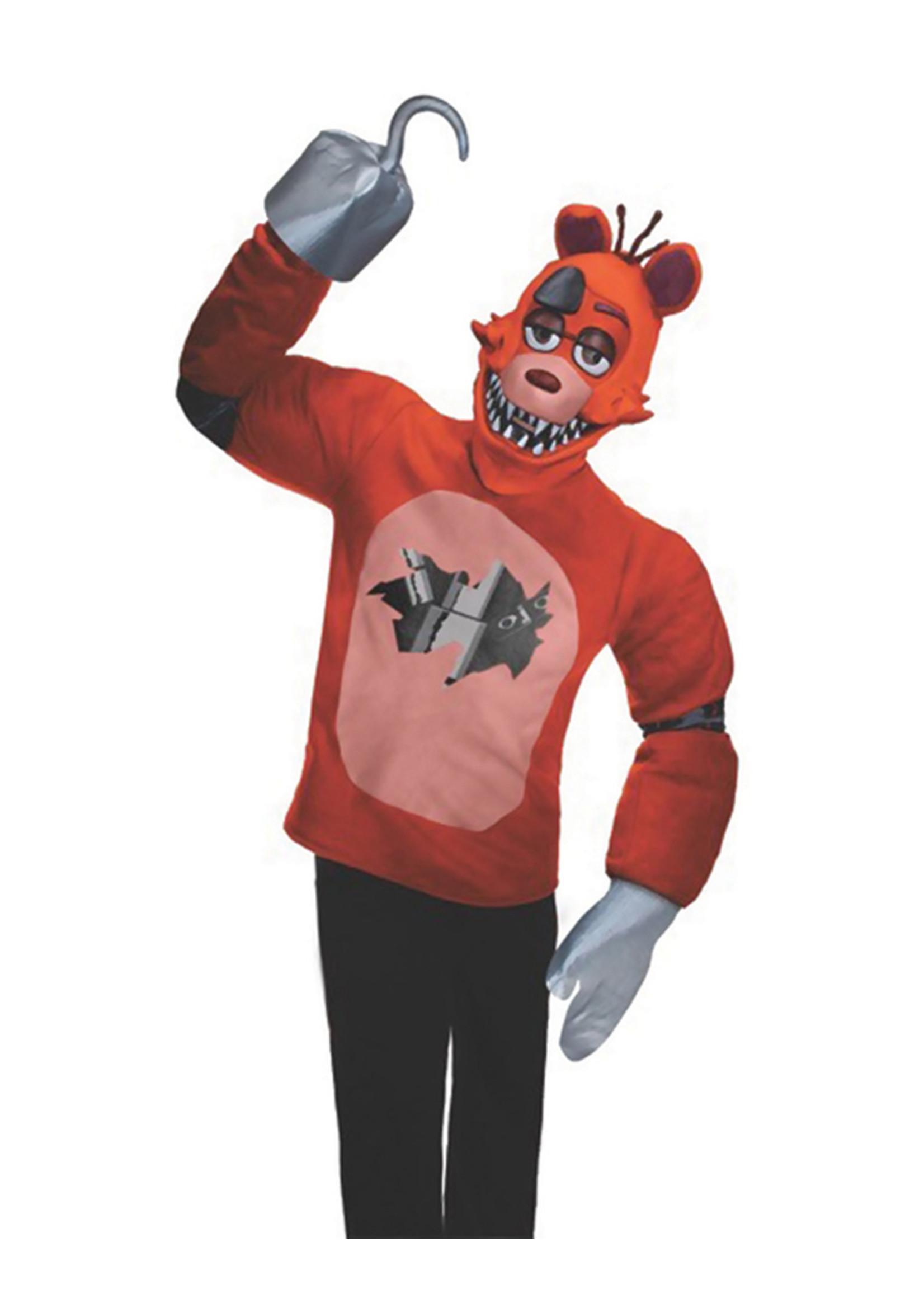 Foxy - Five Nights at Freddy's Costume - Men's