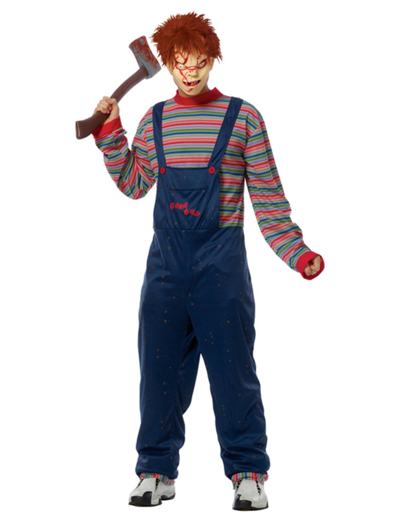 Chucky Costume - Men's
