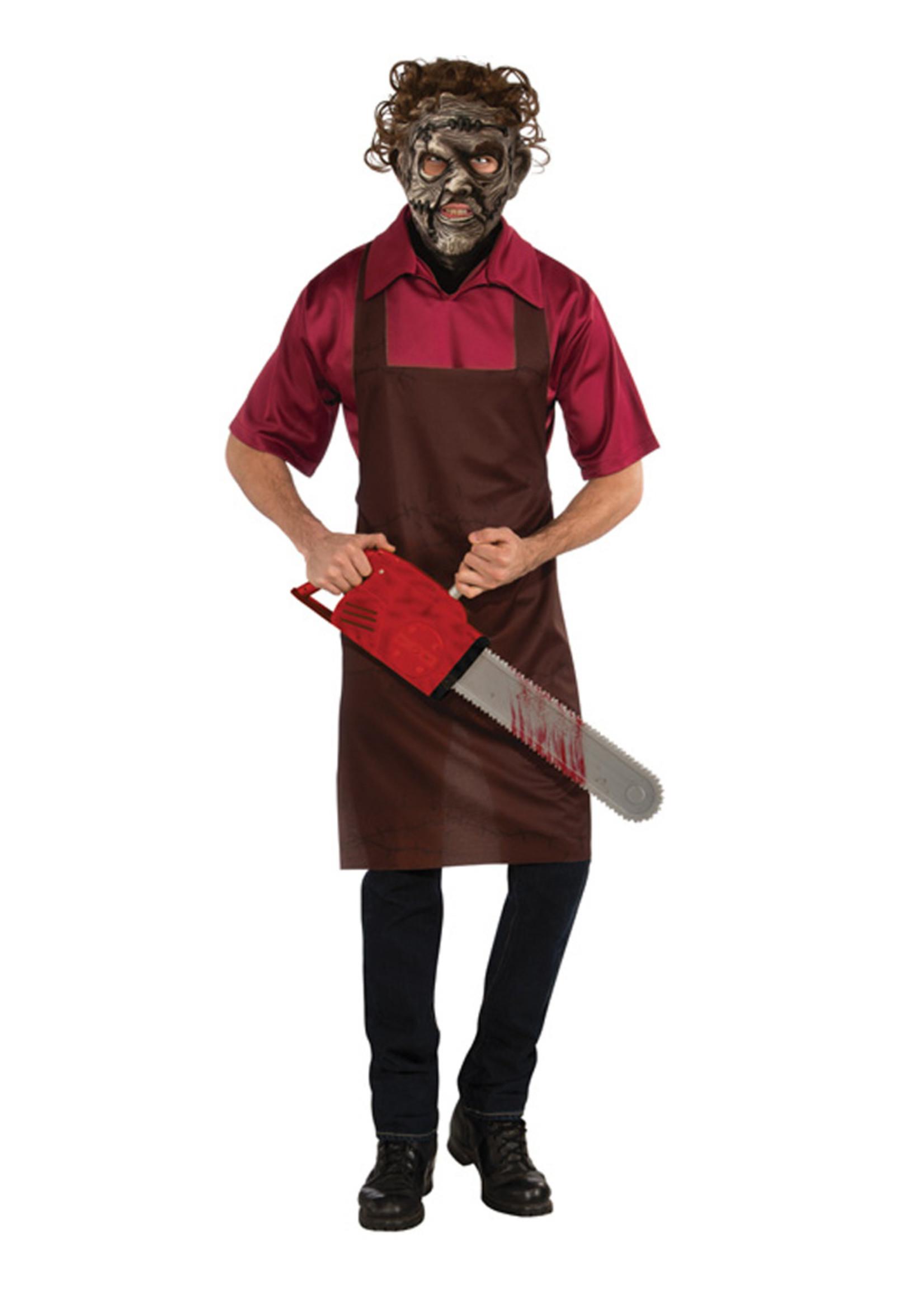 Leatherface Costume - Men's