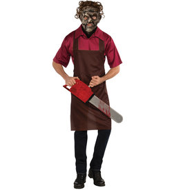 Leatherface Costume - Men's