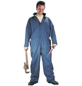 Killer Mechanic Costume - Men's