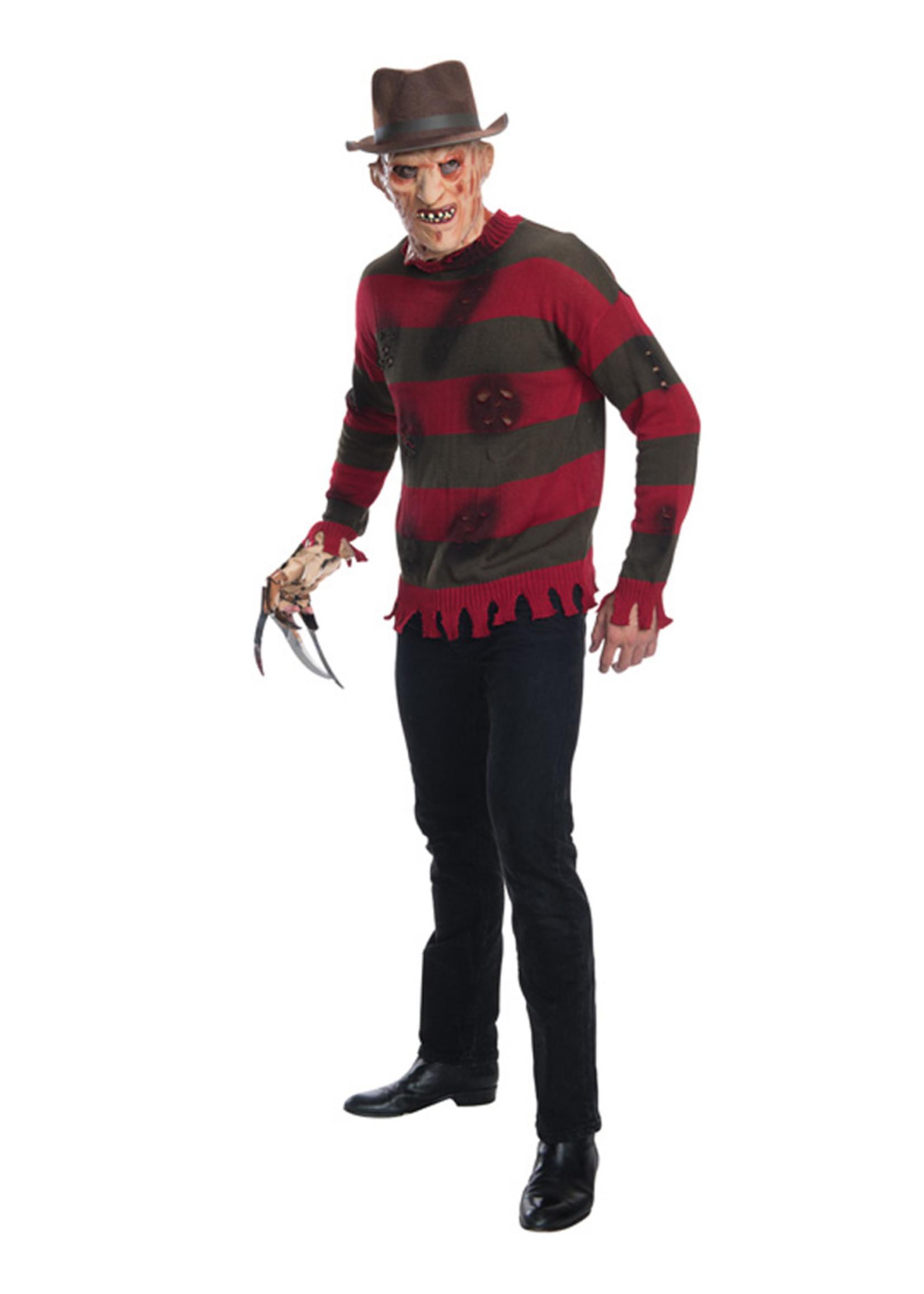 Freddy Sweater Costume - Men's