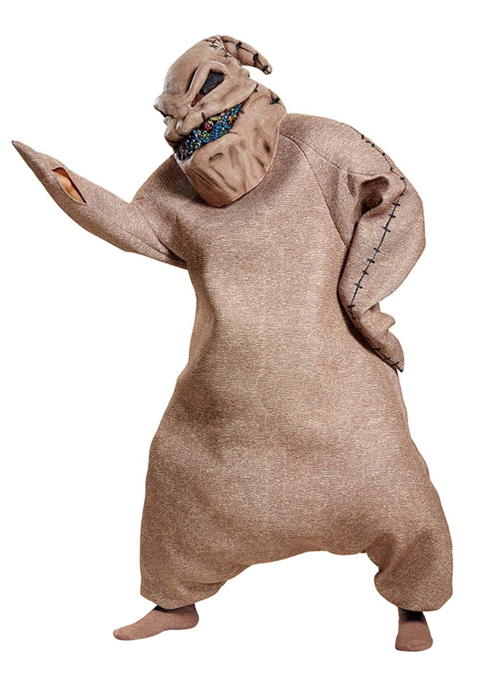 Oogie Boogie Costume - Men's