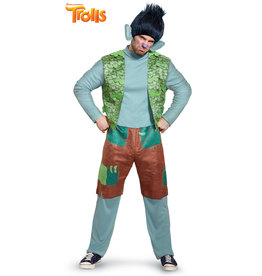 Branch - Trolls Costume - Men's