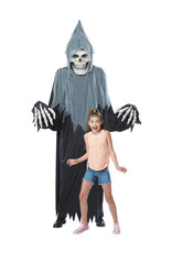 Towering Terror Reaper Costume - Men's