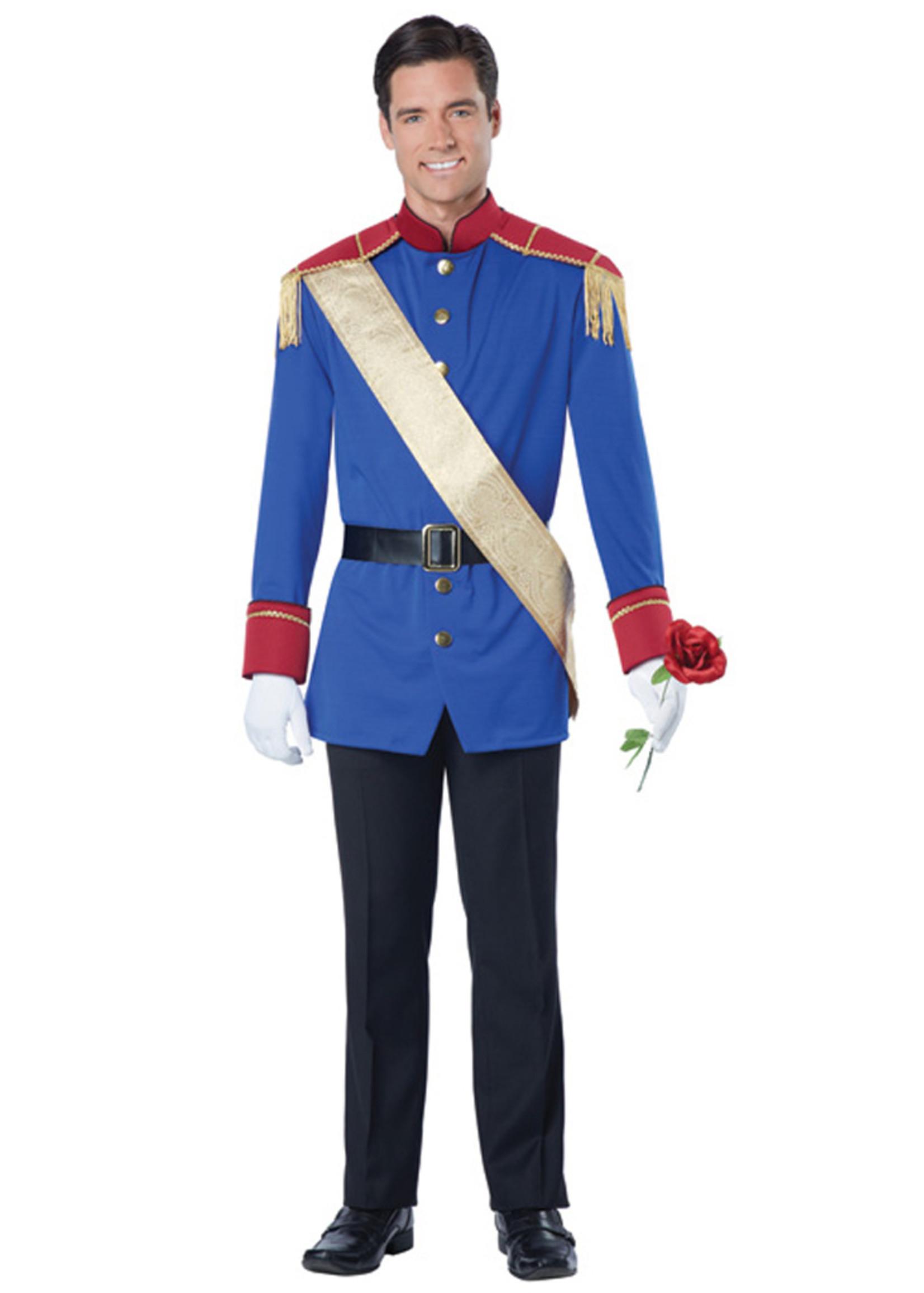 Storybook Prince Costume - Men's