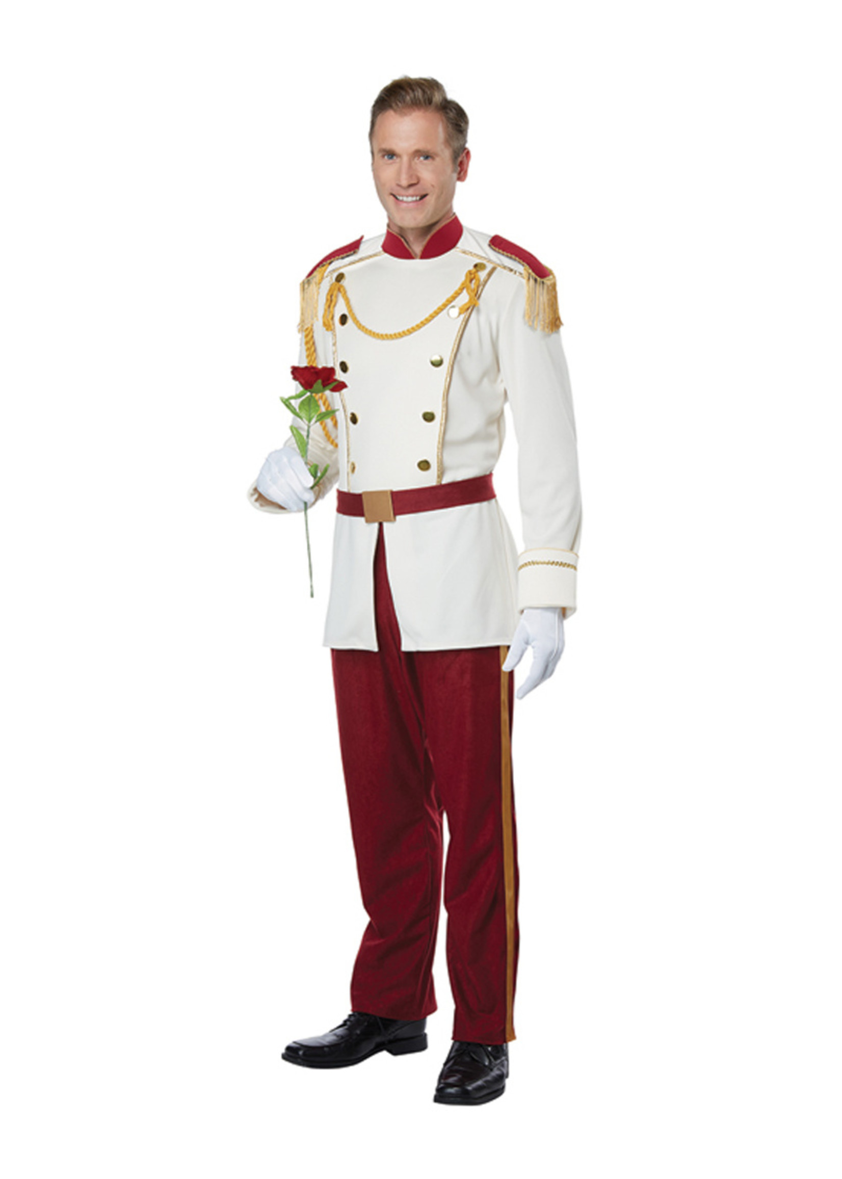 Royal Storybook Prince Costume - Men's