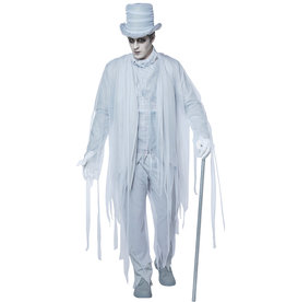 Haunting Gentleman Costume - Men's