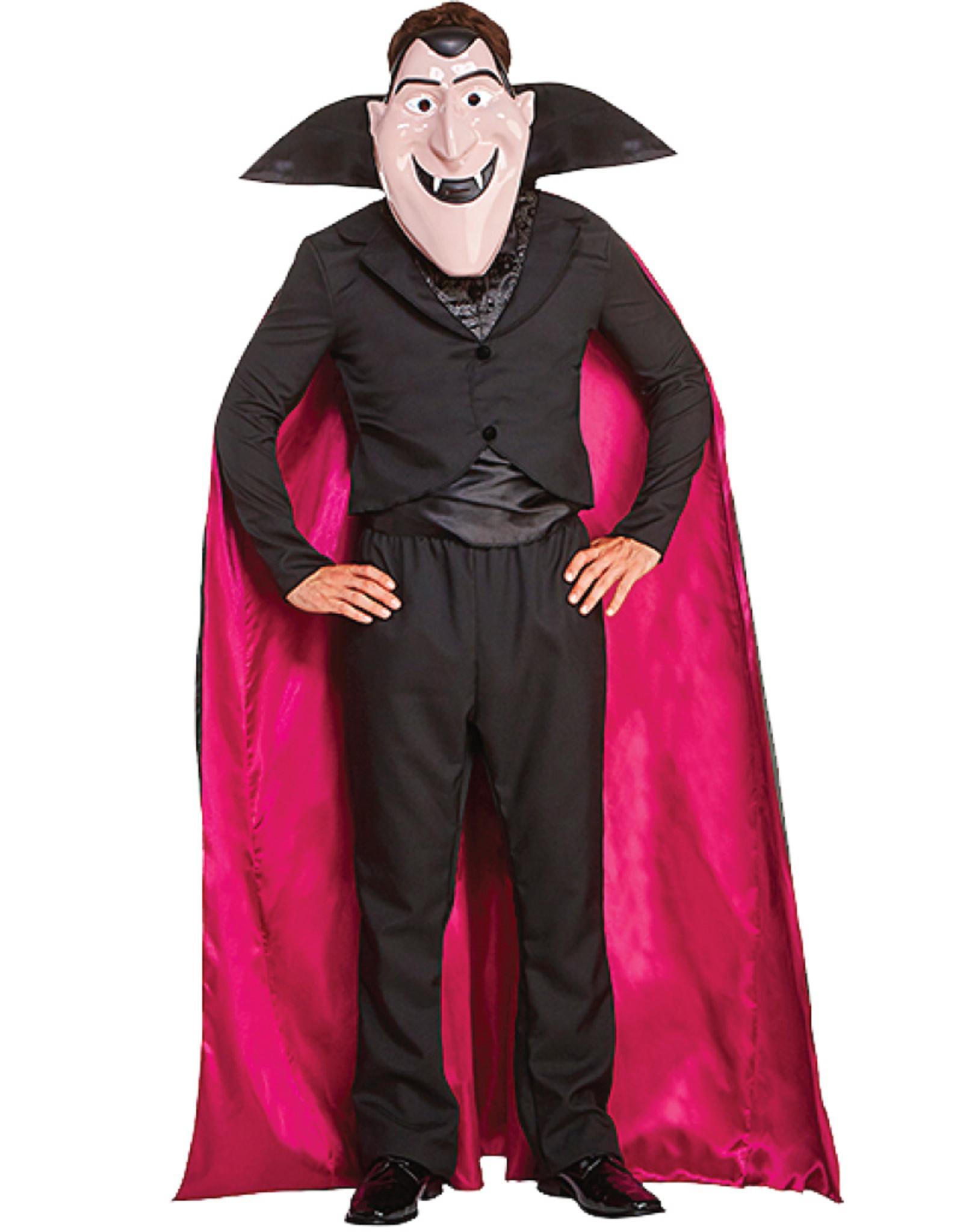 Dracula - Hotel Transylvania Costume - Men's