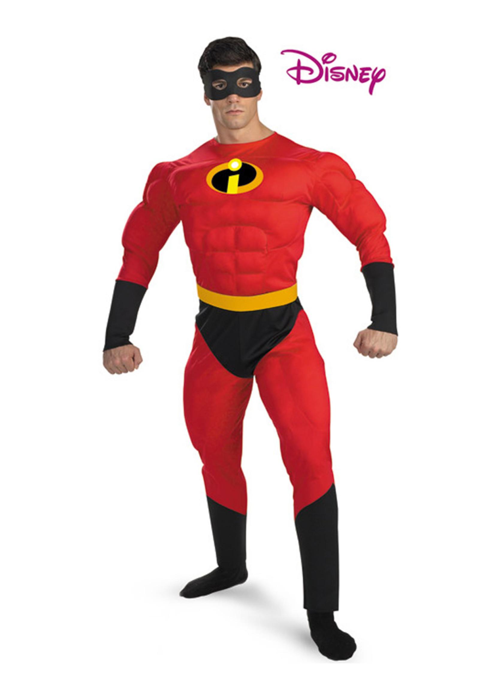 Mr. Incredible Costume - Men's