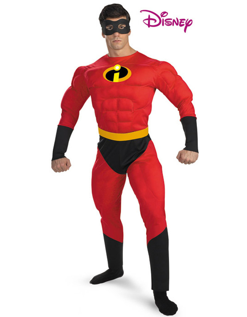 Mr. Incredible Costume - Men's